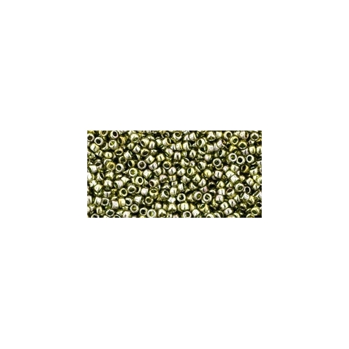 TOHO Gold-Lustered Green Tea 15/0 5g.