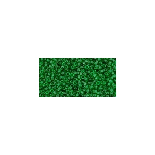 TOHO Transparent Grass Green 15/0 5g
