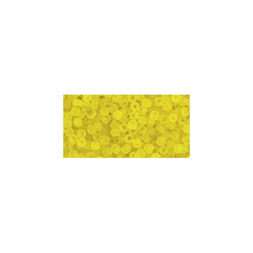 TOHO Transparent-Frosted Lemon 11/0 10g