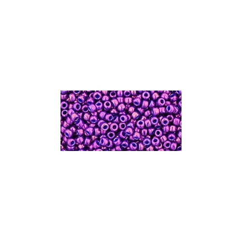 TOHO Higher-Metallic Grape 11/0, 10g.