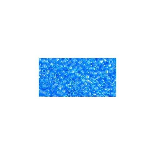 TOHO Treasure Trans-Lustered Aquamarine11/0 5g.