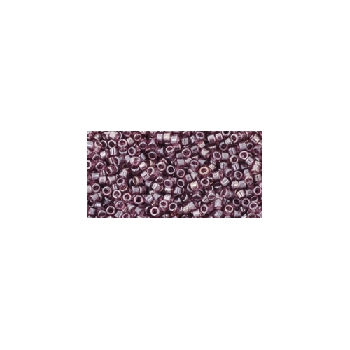 TOHO Treasure Trans-Lustered Amethyst11/0 5g.