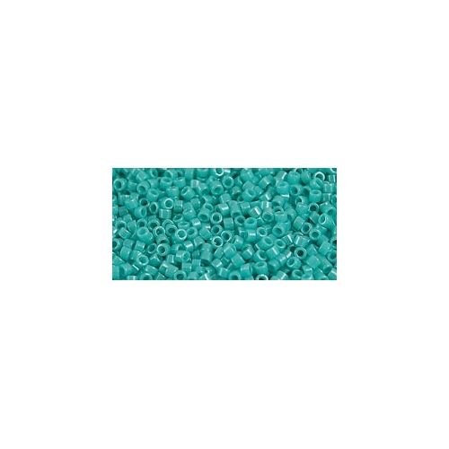 TOHO Treasure Opaque-Lustered Turquoise 11/0 5g.