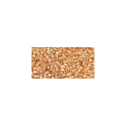 TOHO Treasure Transparent-Lustered Lt Topaz 11/0 5g