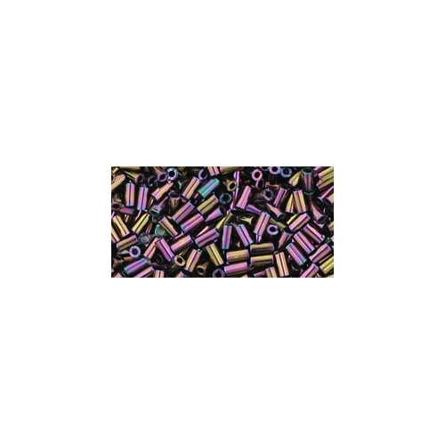 TOHO Bugle (3mm) Metallic Iris - Purple 10g