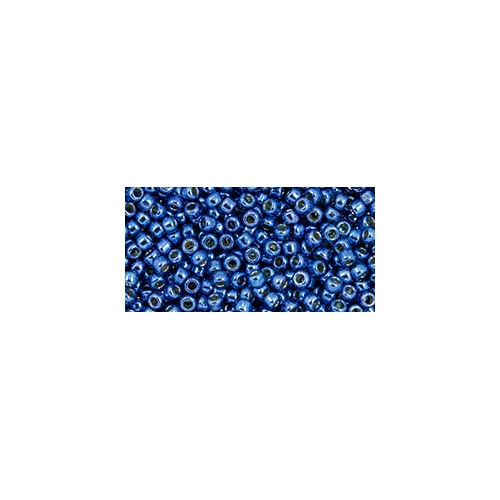 TOHO Permafinish - Galvanized Denim Blue 11/0, 10g