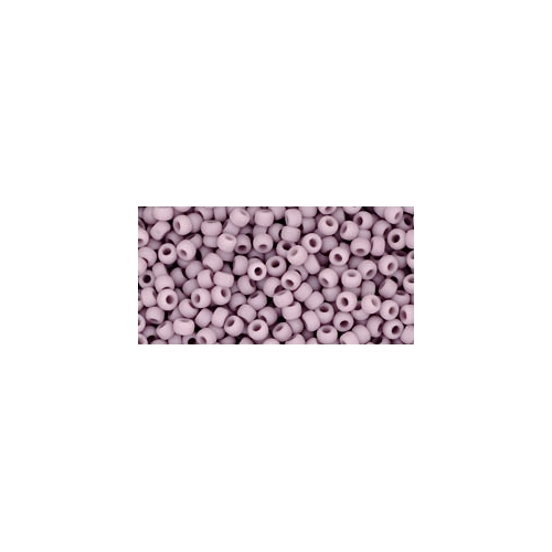TOHO Opaque-Frosted Lavender 11/0 10g.