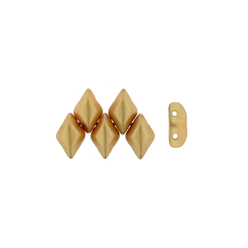 Gemduo, Pearl Coat - Gold, 33pcs.
