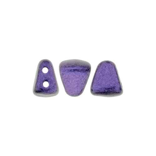 NIT-BIT Metallic Suede - Purple, 25pcs.